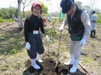 野付植樹ツアーも活動のひとつ