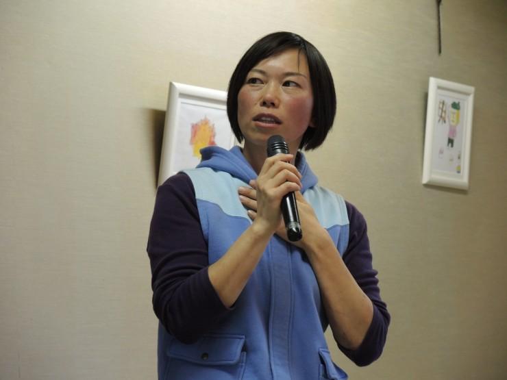 鈴木律子さん
