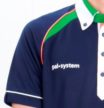 「pal system」のロゴマーク