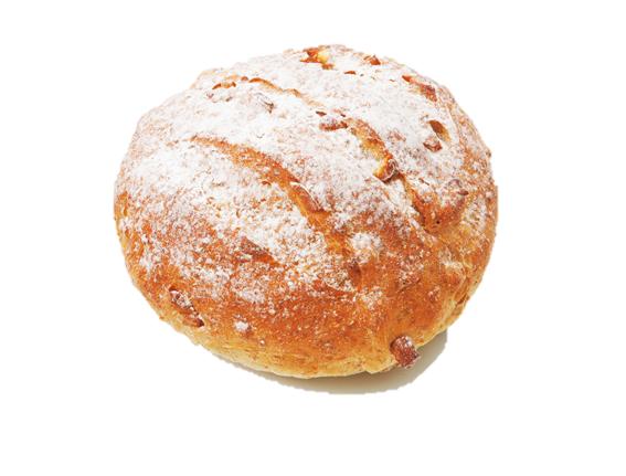 「こだわり酵母カシューナッツとライ麦のパン」商品画像