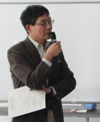 ソウル宣言の会 若森資朗代表