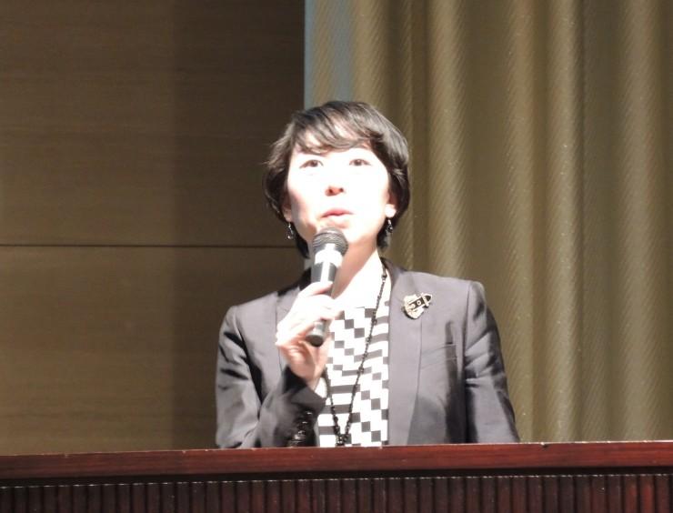 日本健康食育協会代表理事 柏原幸代さん