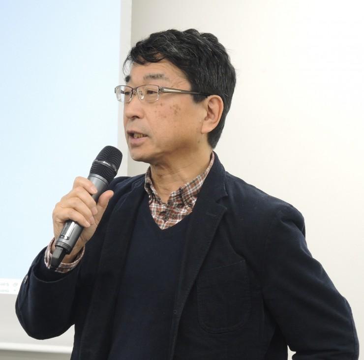 原発事故被害者の救済を求める全国運動共同代表 佐藤和良さん