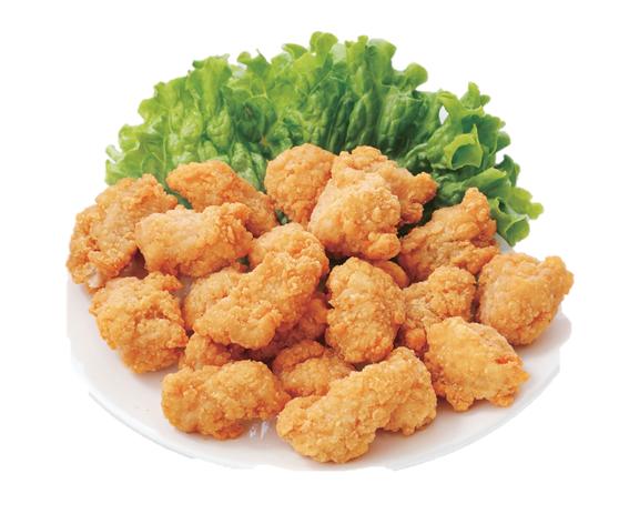 「までっこ鶏ミニ唐揚」商品画像
