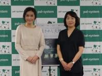 杉本彩さん(左)と鵜戸玲子さん