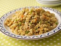 野菜たっぷり豆腐のドライカレー完成画像
